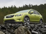 Subaru Crosstrek Hybrid discontinued for 2017 model year