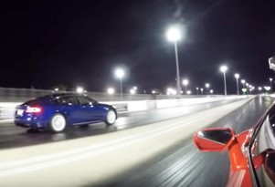 How fast IS a Tesla Model S P100D? How about 0-to-60 in 2.5 seconds?