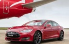 Watch a Tesla Model S drag race a Boeing 737
