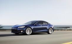 2016 Tesla Model S Photos