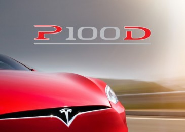 The Tesla Model S P100D really, seriously goes over 300 miles this time