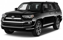 2016 Toyota 4Runner RWD 4-door V6 Limited (Natl) Angular Front Exterior View