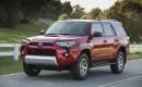 Toyota 4Runner vs. Jeep Wrangler: Compare Cars