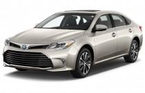 2016 Toyota Avalon Hybrid 4-door Sedan XLE Premium (Natl) Angular Front Exterior View