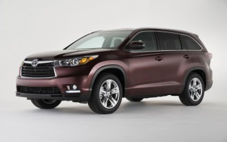 2016 Toyota Highlander recalled for brake fluid issue