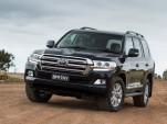 2016 Toyota Land Cruiser (Australian spec)