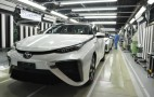 Smaller, cheaper Toyota Mirai fuel-cell car coming in 2019, company says