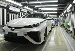 Toyota Mirai Should Cost The Same As Diesel Sedan Of Same Size, Toyota Says