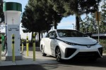 2016 Toyota Mirai: First Drive Of Hydrogen Fuel-Cell Sed