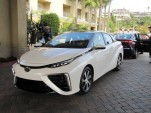 2016 Toyota Mirai Hydrogen Fuel-Cell Car: A Few Things We Noticed