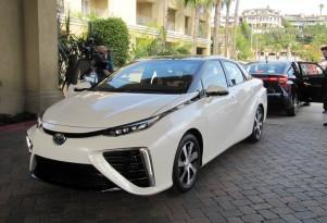 2016 Toyota Mirai Hydrogen Fuel-Cell Car: A Few Things We Noticed