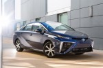 2016 Toyota Mirai Fuel-Cell Sedan: 312 Miles Of Range, 67 MPGe