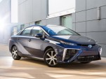 Car And Driver Reviews 2016 Toyota Mirai: Not A Sport Sedan, Unsurprisingly