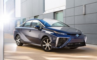 Toyota Mirai 'Fueled By BS': Crafty Or Crappy?