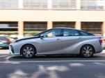 2016 Toyota Mirai Hydrogen Fuel-Cell Car: Quick Drive