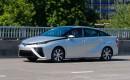 2016 Toyota Mirai  -  Quick Drive  -  Portland, July 2015  [photo: Doug Berger]