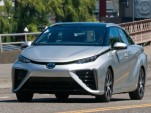 2016 Toyota Mirai Hydrogen Fuel-Cell Car Runs On...Leftover Lemonade? Huh?