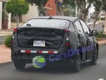 2016 Toyota Prius Hybrid: Clearer Spy Shot Of High-Tailed Rear