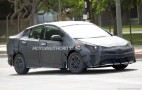 2016 Toyota Prius Spy Shots And Video