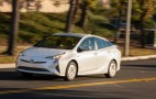 2016-17 Toyota Prius hybrids recalled for emergency-brake issue