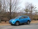 2016 Toyota RAV4 Hybrid: Gas Mileage Review