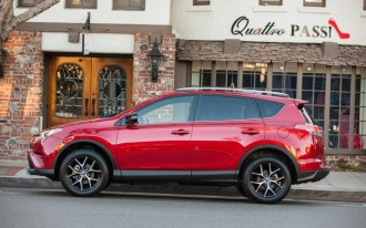 Brake-related recall widens to include 2016 Toyota RAV4, Lexus RX350, ES350