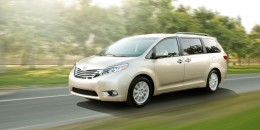 2011-2016 Toyota Sienna recalled to fix dodgy doors: 744,000 U.S. vehicles affected