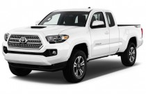 2016 Toyota Tacoma Angular Front Exterior View