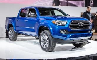 2016 Toyota Tacoma Video
