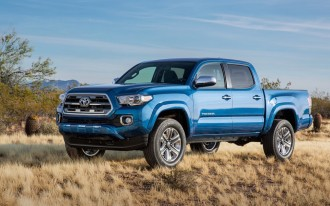 2016-2017 Toyota Tacoma pickup recalled: 228,000 U.S. vehicles affected