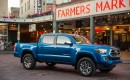2016-2017 Toyota Tacoma recalled for potential stalling: 32,000 U.S. pickups affected