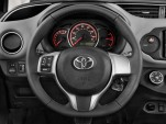 2016 Toyota Yaris 5dr Liftback Auto LE (Natl) Steering Wheel