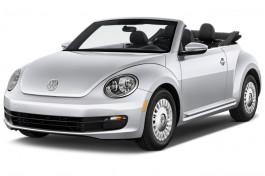 2016 Volkswagen Beetle Convertible 2-door Auto 1.8T SE Angular Front Exterior View