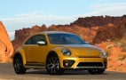 2016 Volkswagen Beetle Dune, Denim Models Go Vintage Smart Casual