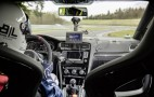 Watch VW's GTI Clubsport S in its record-setting Nürburgring run