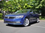 2016 Volkswagen Passat SEL long-term test