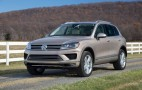 2017 Volkswagen Touareg preview