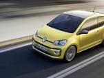 Revised Volkswagen Up Minicar Gets Turbo Engine, Geneva Motor Show Debut