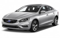 2016 Volvo S60 4-door Sedan T6 R-Design AWD *Ltd Avail* Angular Front Exterior View