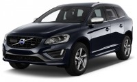 2016 Volvo XC60 AWD 4-door T6 R-Design Angular Front Exterior View