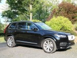 2016 Volvo XC90, Catskill Mountains, NY, Aug 2015
