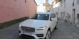 2016 Volvo XC90 T8 Plug-In Hybrid Priced At $69,100; Sportier R-Design Is $71,000