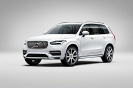 2016 Volvo XC90 T8 Twin Engine plug-in hybrid
