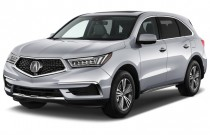 2017 Acura MDX FWD Angular Front Exterior View