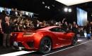 2017 Acura NSX at Barrett-Jackson auction