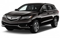 2017 Acura RDX FWD w/Advance Pkg Angular Front Exterior View