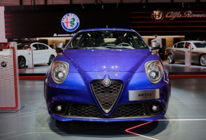 2017 Alfa Romeo Mito