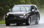 2017 Alfa Romeo Small SUV Spy Shots