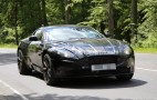 2017 Aston Martin DB11 (DB9 Replacement) Spy Video