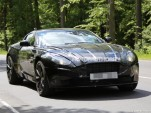 2017 Aston Martin DB11 (DB9 replacement) spy shots - Image via S. Baldauf/SB-Medien